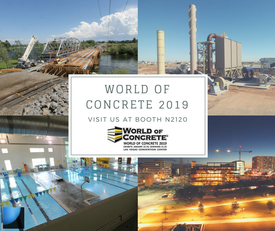 See iBEAM at World of Concrete