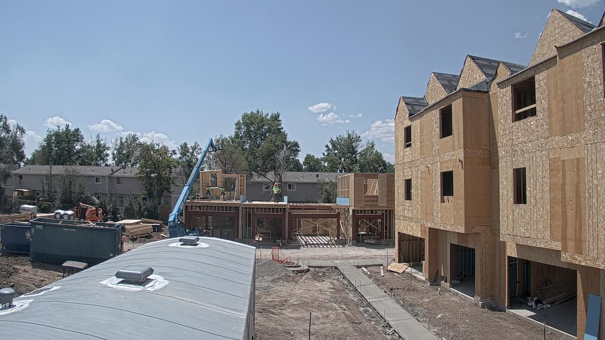Parkview Place multifamily construction