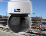 OnSite PTZ streaming job site camera